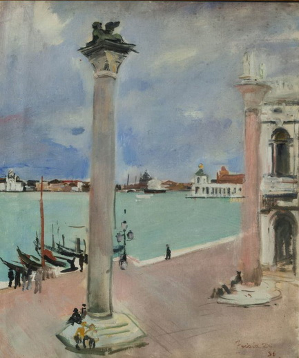 Donato Frisia - Venezia
