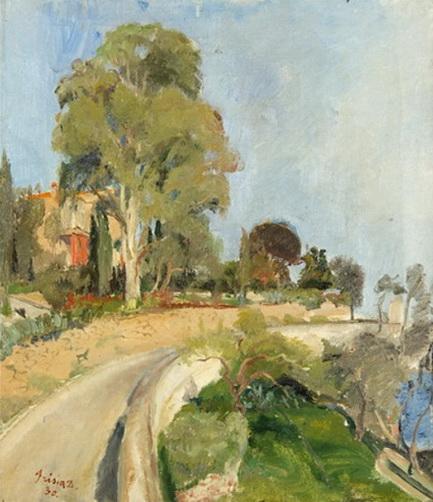 Donato Frisia - Paesaggio