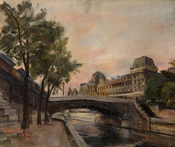 Donato Frisia - Parigi '49