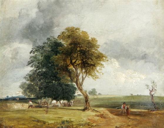 Copley Fielding - Landskap