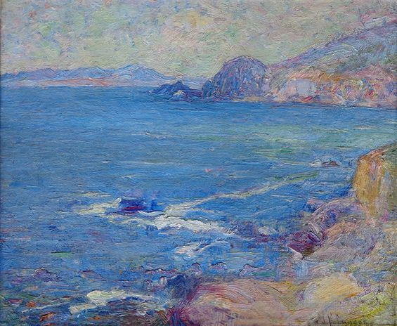 Jennie V. Cannon - California Coast