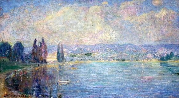 Jennie V. Cannon - Lake Merritt