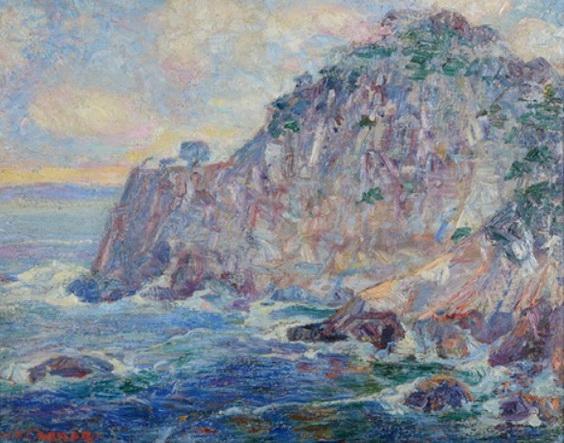 Jennie V. Cannon - Point Lobos