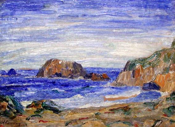 Jennie V. Cannon - Seascape