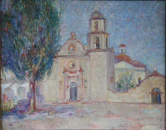 Jennie V. Cannon - San Luis Rey, 1905
