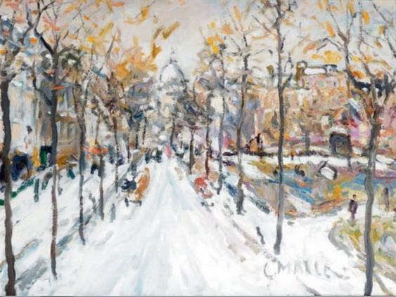 Charles Malle - Paris, avenue de Breteuil