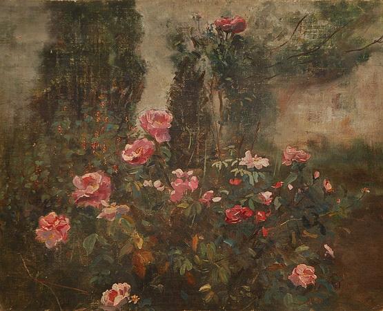 Marcel Jefferys - Roses