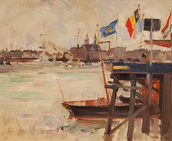 Marcel Jefferys - Anvers