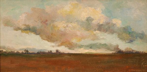 Marcel Jefferys - Deux paysages