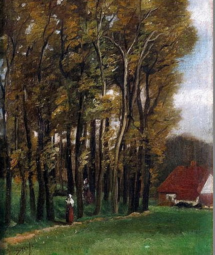 Franz Binje - Schilderijen