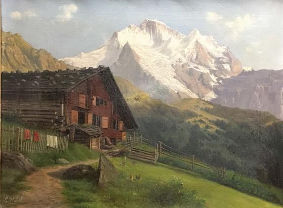 Ernst Hodel Junior - HASLIBERG