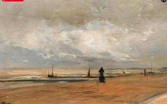Louis Artan de Saint-Martin - Plage et mer