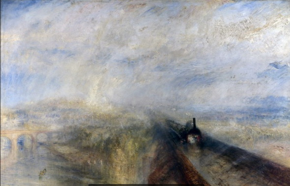 John W. Taylor - Rain, Steam and Speed-The Great Western Railway, 1844