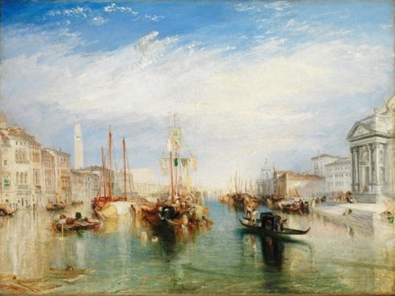 J. M. W. Turner -   Venice, 1841