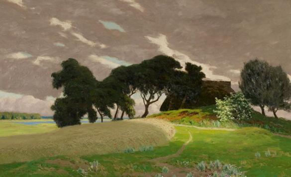 Paul Muller-Kaempff - Wolkenschatten