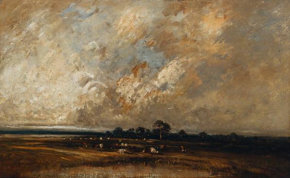 Jules Dupr - Marshland