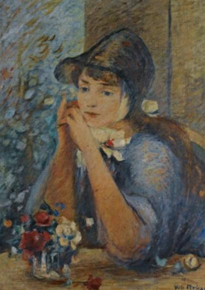 Willi Nowak - Wistful girl