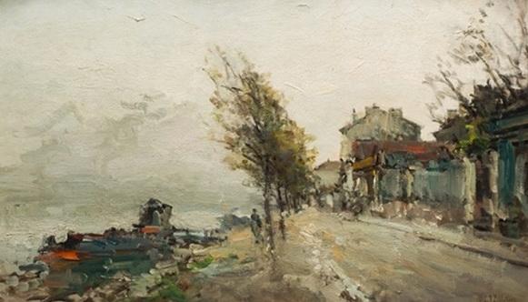 Pierre-Jacques Pelletier - El camino
