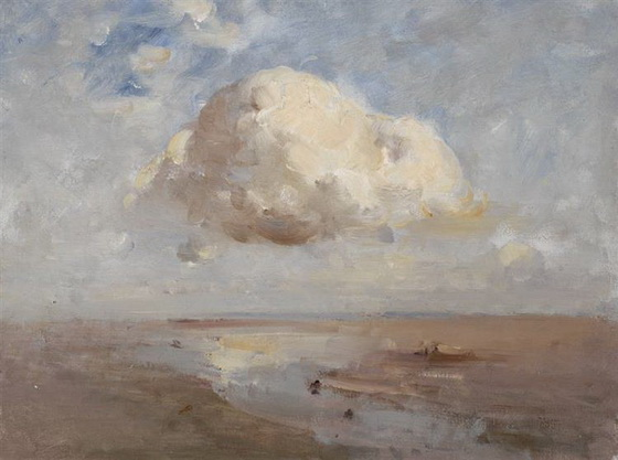 Nathaniel Hone the Younger - landscape north county