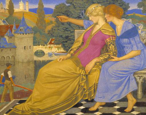 Joseph Edward Southall - Belgium Supported by Hope
