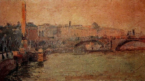 Tom Roberts - The Thames