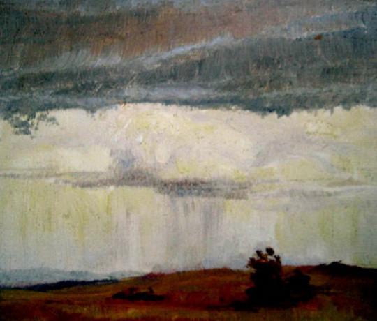 Tom Roberts - Rain Cloud