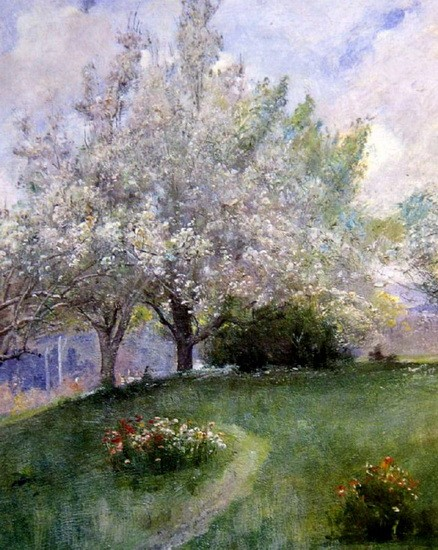 Tom Roberts - The Pear Tree