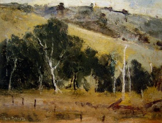 Tom Roberts - Landscape