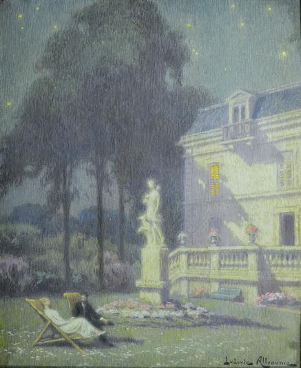 Ludovic Alleaume - Paradis nocturnes