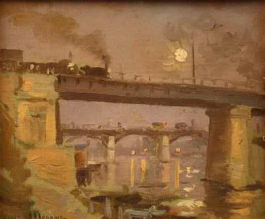 Ludovic Alleaume - Pont Du Chemin