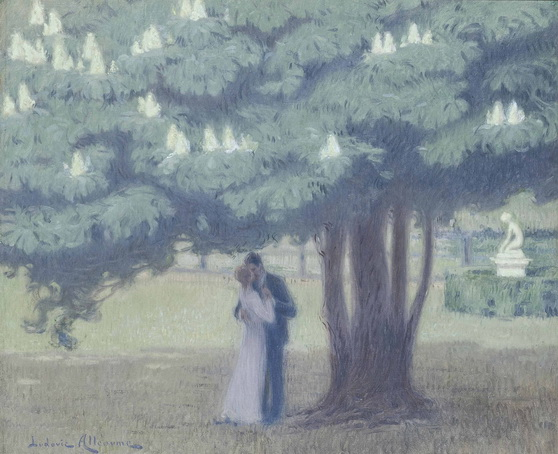 Ludovic Alleaume - Under the chestnut tree