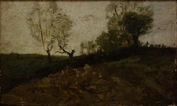 Ion Andreescu - landscape