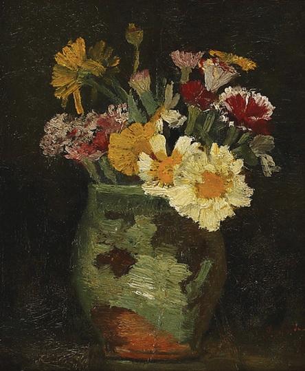 Ion Andreescu - Ulcica cu flori de camp
