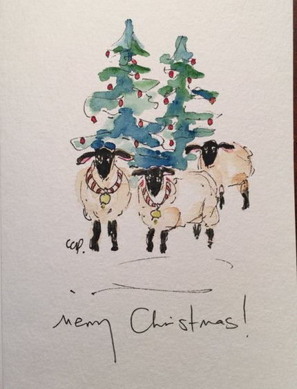 Christmas Cards (2)
