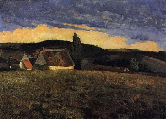 Henrique Pousao - St.Sauves