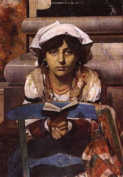 Henrique Pousao - Cecilia