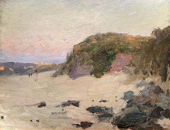 Edward  Simmons - LeLant, St. Ives