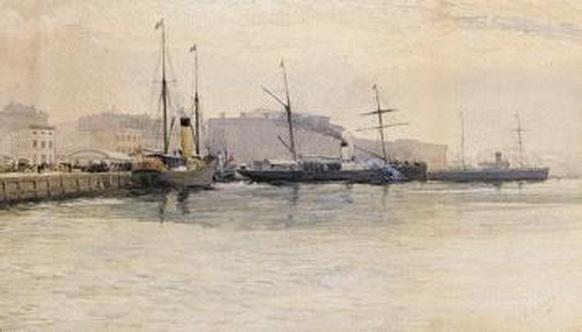 Julian Rossi Ashton - Circular Quay