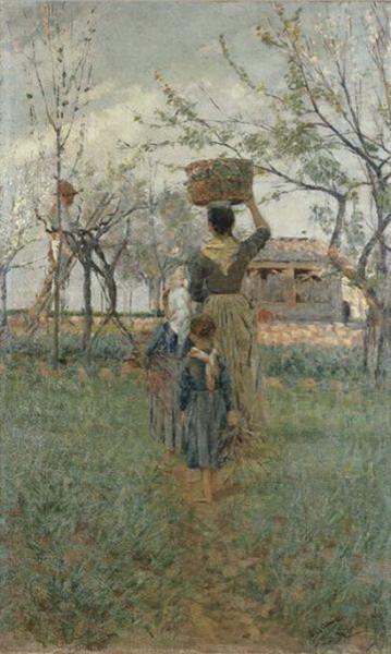 Niccolo Cannicci - Primavera
