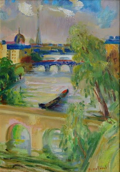 Paul Collomb - Paris