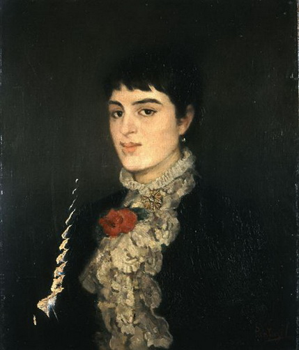 Periklis Pantazis - Portrait of Varvogli