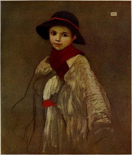 Marianne Stokes - A SHEPHERD-BOY OF FELSOBANYA