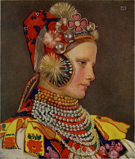 Marianne Stokes - Hungary