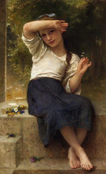 Bouguereau - Marguerite