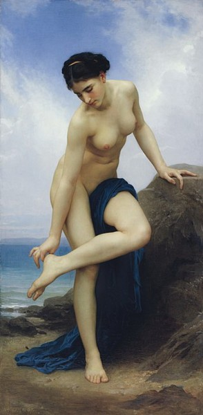 Bouguereau - After the Bath