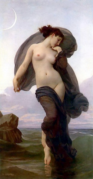 Bouguereau - Evening Mood