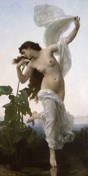 Bouguereau - L'Aurore or Dawn