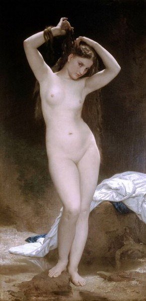 Bouguereau - Bather
