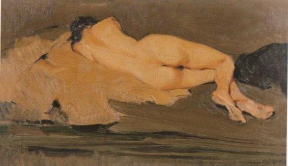 Nikiforos Lytras - nude