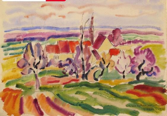 Louis Neillot - Maisons dans l'Allier